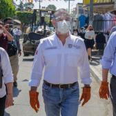 Alcalde pide a maderenses hacer caso omiso a noticias falsas sobre vacunación anticovid