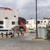 Cruzan los primeros 27 migrantes hacia el lado americano