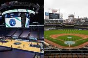 NBA y MLB suspenden juegos del lunes por tiroteo policial en Minneapolis