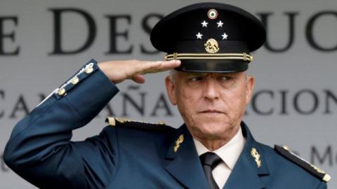 EU asegura que México rompió tratado al exponer caso de Cienfuegos