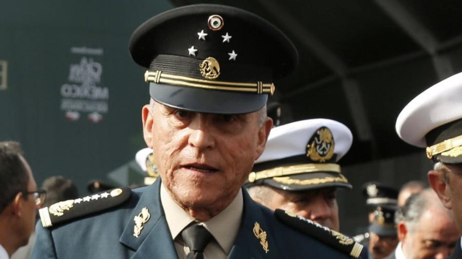 5 cargos relativos a narcotráfico los que se le imputan a Cienfuegos: Ebrard