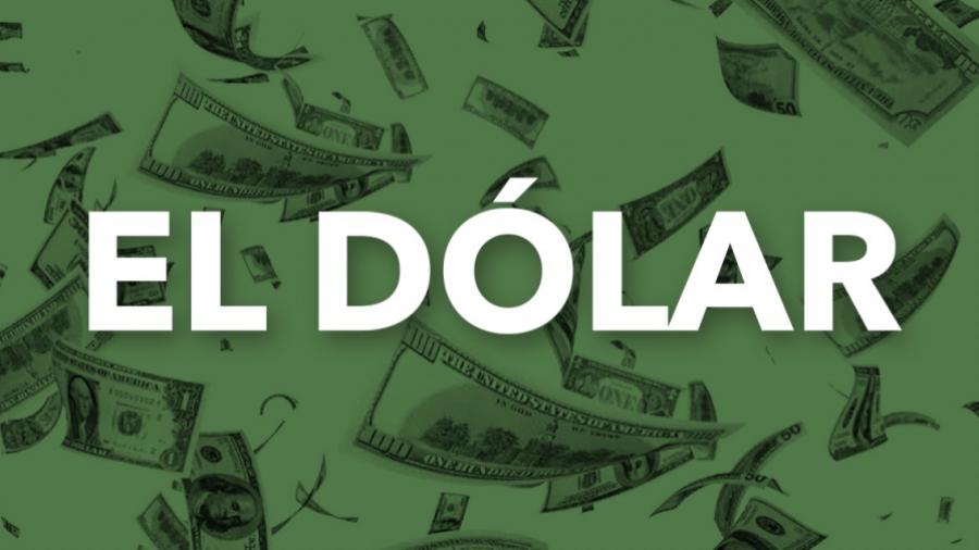 Dólar a la venta en bancos hasta 21.54 pesos