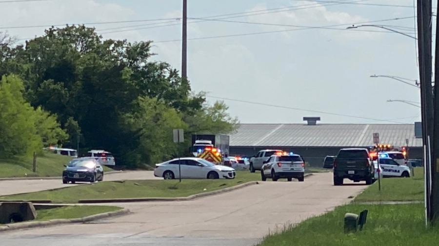 Suman cuatro heridos durante tiroteo en Bryan, Texas