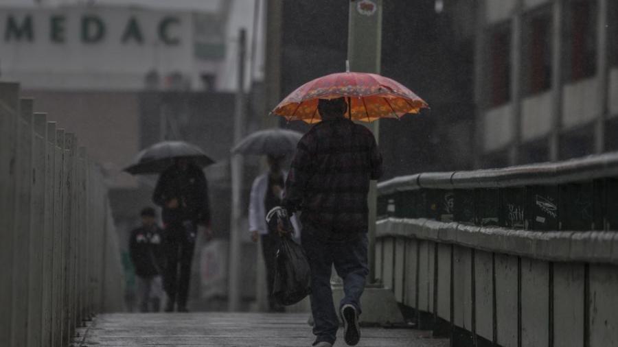 Se pronostican lluvias puntuales fuertes en Jalisco, Michoacán, Estado de México y Puebla