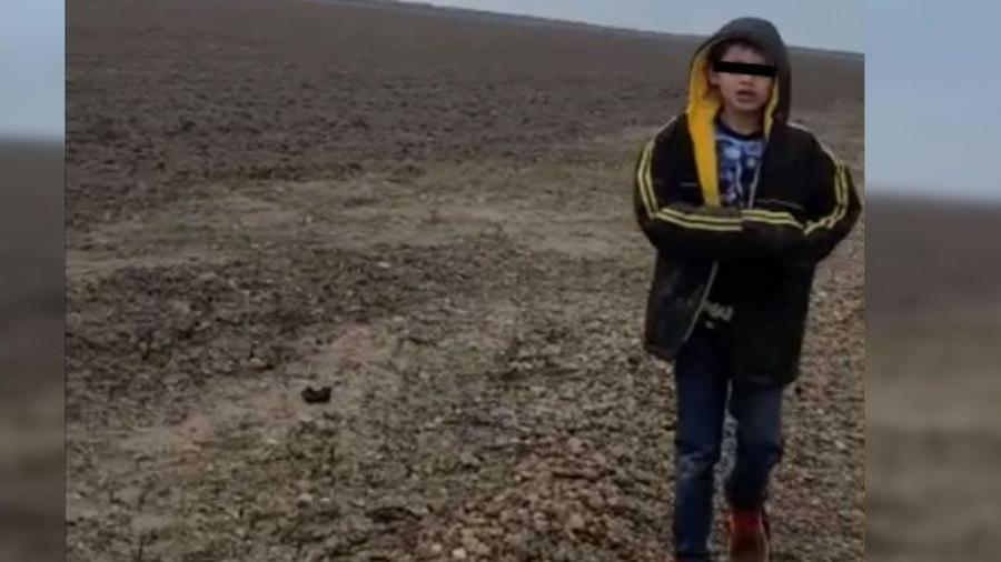 Madre del niño migrante que pidió ayuda al CBP en Tx podría estar secuestrada