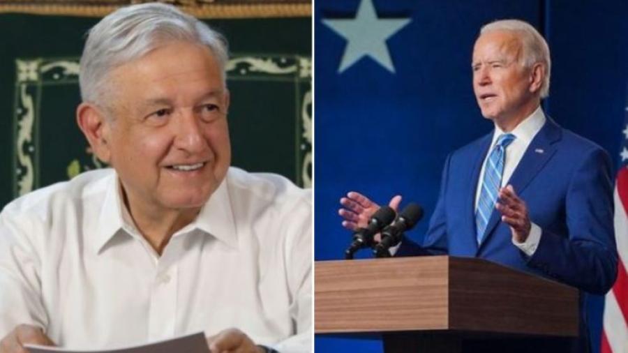 AMLO y Joe Biden tendrán una reunión virtual el lunes
