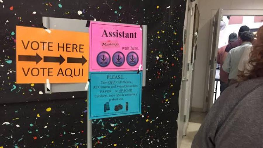 Rio Grande City pide que no coloquen carteles de campaña en propiedad pública