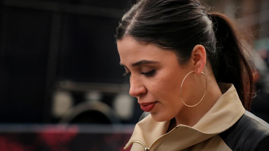 Arrestan a Emma Coronel, esposa del Chapo por tráfico de drogas