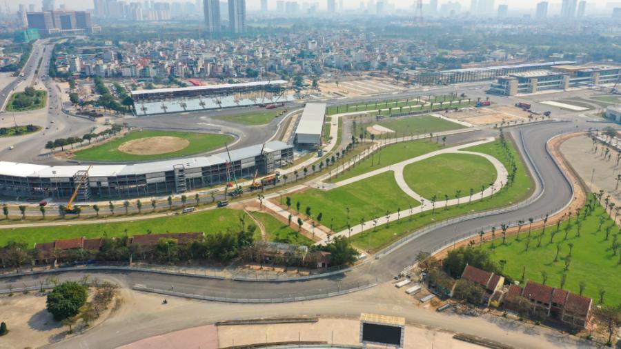 Cancelan Gran Premio de Vietnam por COVID-19