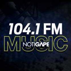 Notigape Music 104.1 FM