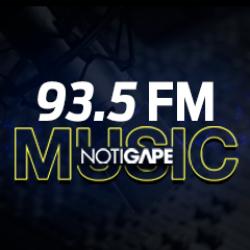 Notigape Music 93.5 FM