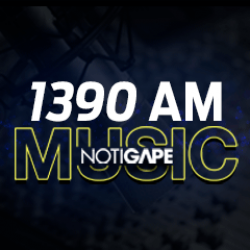 Notigape Music 1390 AM