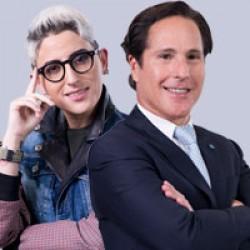 Mario Domínguez y Maca Carriedo