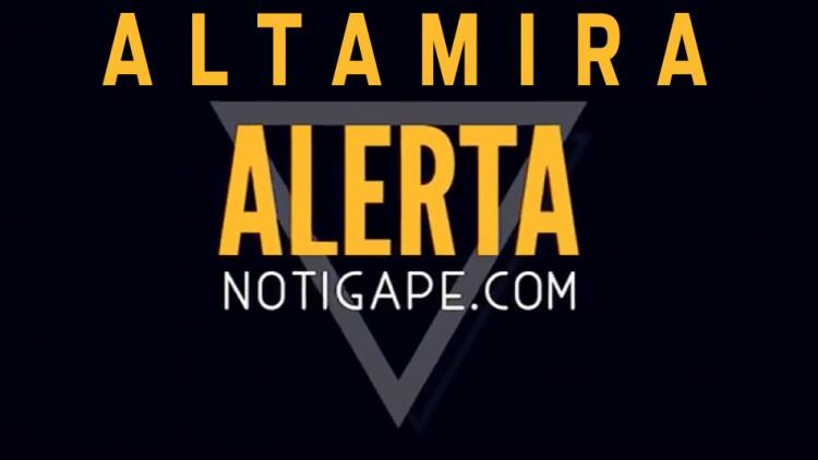 Alerta NotiGAPE Altamira