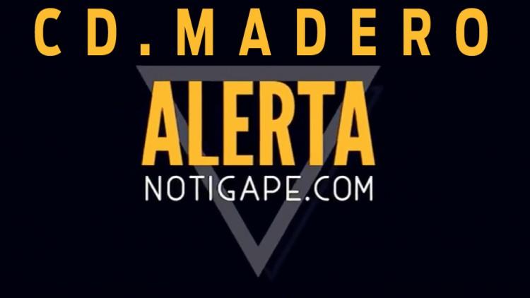 Alerta NotiGAPE Cd. Madero